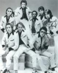 Davie Bartram - Lead Singer Showaddywaddy 10 x 8 Genuine Signed Autograph 7488